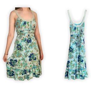 💥3/$20💥 Free People Sleeveless  Floral Dress